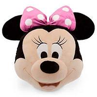 """Детская Подушка игрушка Минни Маус 30 см. """"Микки Маус и его друзья"""" Дисней/Disney"""