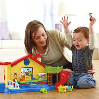 Детский развивающий музыкальный игровой домик musical preschool bgc, BGC33 Fisher Price/Фишер Прайс
