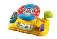 Развивающий музыкальный детский руль для малышей, VTech Витеч 80-073700