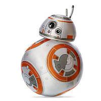 Мягкая игрушка Робот BB-8 Звездные войны (30 см) Star Wars 1231041280460P Дисней/Disney