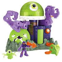 Детский Игровой набор Штаб- квартира пришельцев Ион-Чужой CCH64 Фишер Прайс/Fisher Price