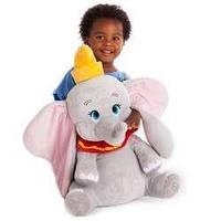Мягкая игрушка Слоненок Дамбо(Dumbo) 59 см. Disney/Дисней  1232000442499P