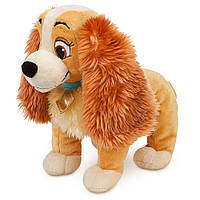 """Мягкая игрушка Собачка Леди """"Леди и бродяга"""" 35 см. Дисней/Disney"""