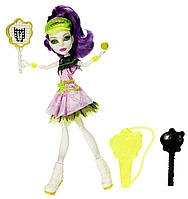 Кукла Спектра Вандергейст Spectra Vondergeist Ghoul Sports, серия  Монстры Спорта Monster High/Монстер Хай
