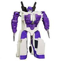 Трансформер фиолетовый с белым A8125000