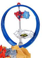"""Трек Хот Вилс Человек-паук 2 """"Петля Спидвей"""" Hot Wheels BLK89 hotwheels, хотвилс"""