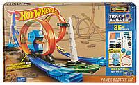 Трек Хот Вилс Гонки без границ Hot Wheels Track Builder System Power Booster Kit