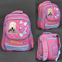 Рюкзак школьный для девочки 4girls спинка ортопедическая