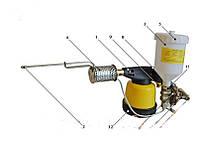 Дым пушка ВАРОА-МОР устройство для окуривания пчел при Варроатозе