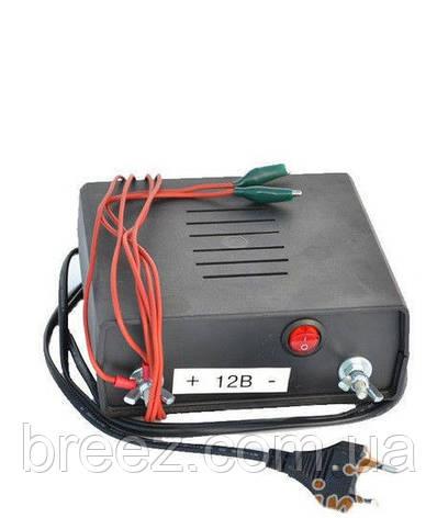 Блок питания для электропривода медогонки от сети 220В с функцией электронаващивания, фото 2