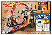 Трек Hot Wheels Ударная волна, Hot Wheels Track Builder Construction Crash Kit
