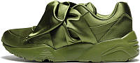 Женские кроссовки Puma Fenty By Rihanna Bow Sneaker Green 38