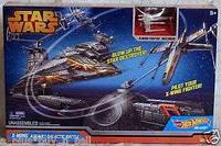 Трек Звёздные войны Битва с имперским крейсером, Hot Wheels