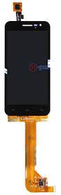 LCD модуль Jiayu G2F черный