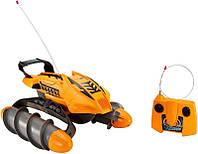 Вездеход на радиоуправлении, покоритель местности оранжевый Hot Wheels, Хот Вилс, hotwheels, хотвилс DLK74