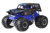 Внедорожник синий Hot Wheels, хот вилс, хотвилс, hotwheels CCB12 Monster Jam