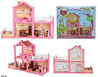 Кукольный дом 953 с куклами,мебелью