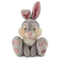 """Мягкая игрушка Заяц мистер Бани """"Бэмби"""" 35 см. Дисней/Disney 1231000440140P"""