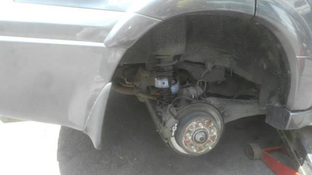 Автобаферы ТТС на Mitsubishi Outlander -1