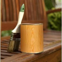 Защита деревянных материалов маслами и пропитками