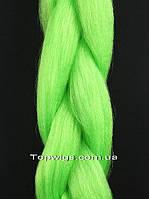 Канекалон Viola: цвет green