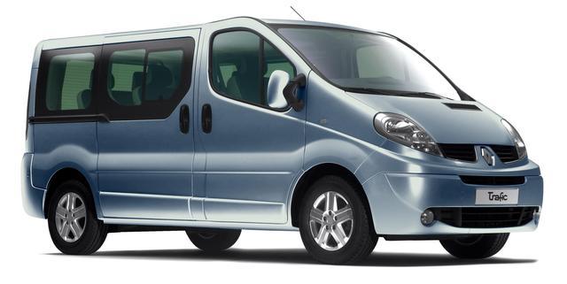 Renault Trafik 2001-2015