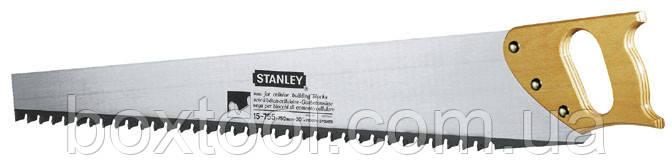 Ножовка по пенобетону 750 мм Stanley 1-15-755