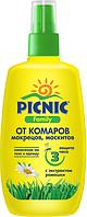 Picnic Family Спрей от комаров 100 мл