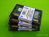 Оперативная память Kingston SODIMM DDR3-1333 2GB PC3-10600 (KVR1333D3S9/2G) Модуль ОЗУ для Ноутбука.