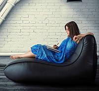 Кресло-лежак Long Island, кожзаменитель (размеры: L)