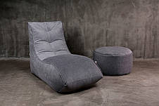 Кресло-лежак Long Island, кожзаменитель (размеры: L), фото 3