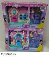 Кукольный дом 3926 с принцессой,мебелью