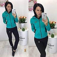 Спортивный костюм женский большие размеры (цвета) СЕВ751-1