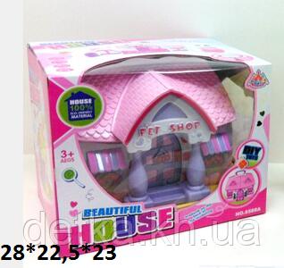 """Кукольный дом 5588A """" PetShop"""""""