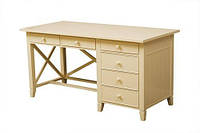 """Письменный стол с 6 ящиками """"Океан"""""""