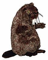 Игрушка Trixie Beaver для собак плюшевая, бобер, 27 см