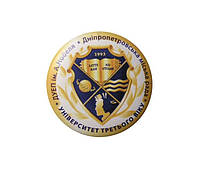 Значки с логотипом   для Школы  Днепропетровск