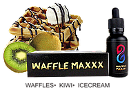 """Жидкость для электронных сигарет Academia"""" WAFFLEMAXXX """" 1 mg"""