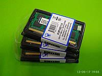 Оперативная память Kingston SODIMM DDR3-1600 4GB PC3-12800 (KVR16S11/4) Карта памяти Модуль ОЗУ для Ноутбука.