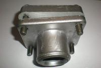 Патрубок верхнього бака 150У.13.315-1 водяного радіатора,тракторів ХТЗ Т-150,Т-151,Т-156