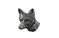 """Значок """"Голова лисы"""" (А6) Pewter Pins & Gifts"""