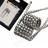 Набор спиралей GeekVape SS316L Juggernaut Coil (2 шт.)