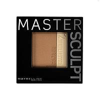 Набор для скульптурирования лица - Maybelline Master Sculpt (Оригинал) № 01 Light/Medium
