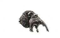 """Значок """"Спаниель с фазаном"""" (А26) Pewter Pins & Gifts"""