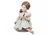 """Фарфоровая коллекционная статуэтка (кукла) """"Гая"""" от Sibania"""