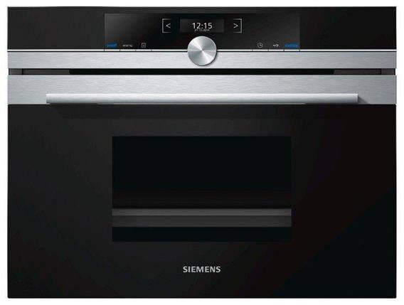 Духовой шкаф  Siemens CD634GBS1, фото 2