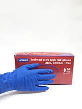 Перчатки резиновые амбулатория Luximed