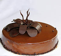 Муссовые шоколадные