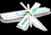 Бамбукові палички в упаковці 21 см