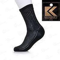 Оригинальные носки мужские сетка Комфорт 069-2drn (12 ед. в упаковке)